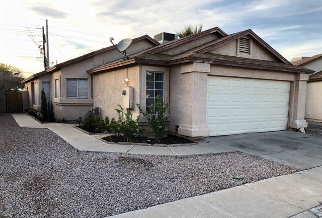 11954 N 74TH LN Lane, Peoria, AZ 85345 (MLS #6026161) :: Santizo Realty Group