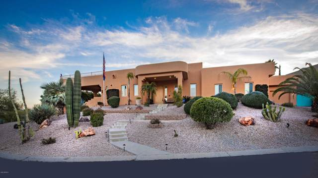 17019 E Player Court, Fountain Hills, AZ 85268 (MLS #6026215) :: Lifestyle Partners Team