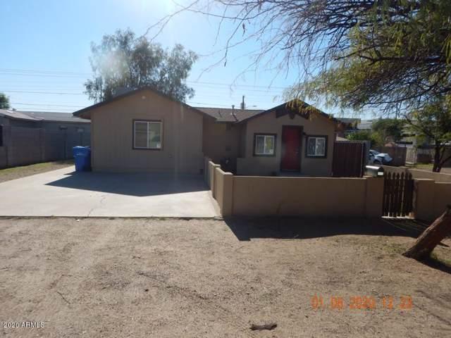 313 E Carol Avenue, Phoenix, AZ 85020 (MLS #6026219) :: BIG Helper Realty Group at EXP Realty
