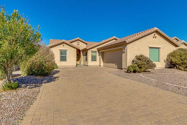 906 W Desert Hollow Drive, San Tan Valley, AZ 85143 (MLS #6026245) :: NextView Home Professionals, Brokered by eXp Realty