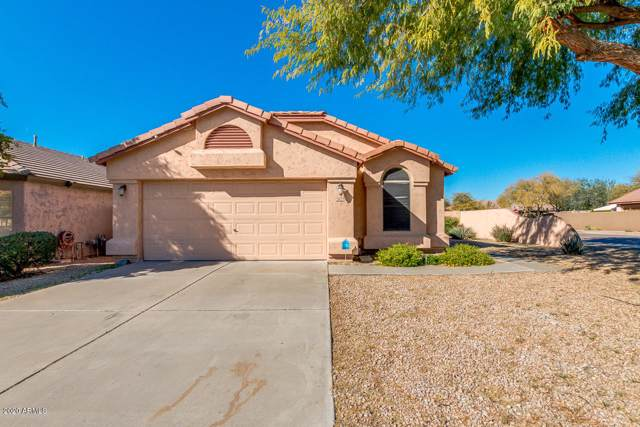 21622 N 44TH Place, Phoenix, AZ 85050 (MLS #6026250) :: Brett Tanner Home Selling Team