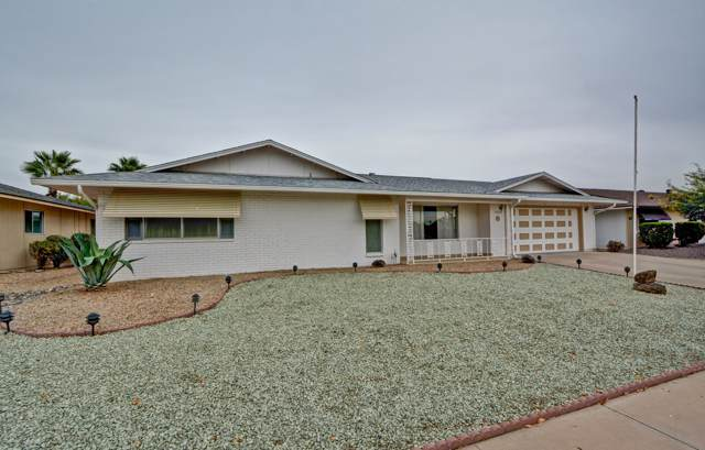 17223 N Country Club Drive, Sun City, AZ 85373 (MLS #6026256) :: Nate Martinez Team