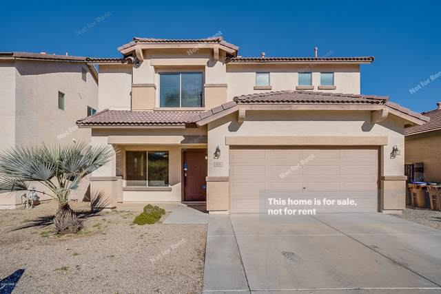 836 E Christopher Street, San Tan Valley, AZ 85140 (MLS #6026289) :: Howe Realty
