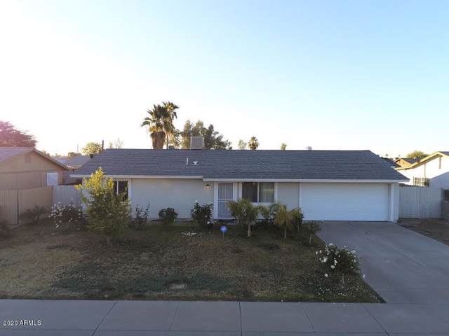 10819 W Montecito Avenue, Phoenix, AZ 85037 (MLS #6026291) :: Brett Tanner Home Selling Team