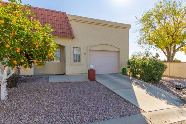 1951 N 64TH Street #1, Mesa, AZ 85205 (MLS #6026293) :: NextView Home Professionals, Brokered by eXp Realty
