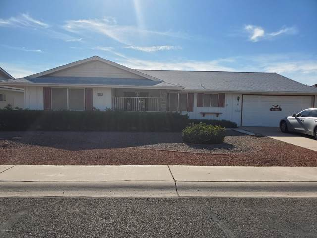 10201 W Cumberland Drive, Sun City, AZ 85351 (MLS #6026295) :: Devor Real Estate Associates