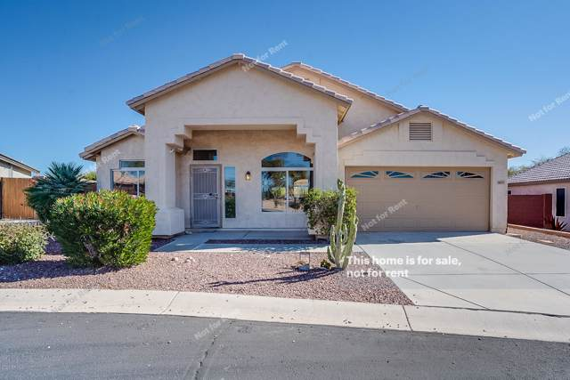 6827 S Red Hills Road, Gold Canyon, AZ 85118 (MLS #6026296) :: Riddle Realty Group - Keller Williams Arizona Realty
