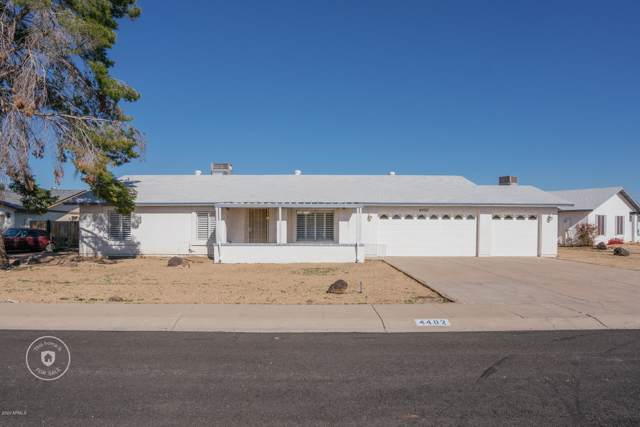4402 W Paradise Drive, Glendale, AZ 85304 (MLS #6026298) :: Arizona 1 Real Estate Team