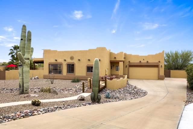 7024 S Sipapu Court, Gold Canyon, AZ 85118 (MLS #6026313) :: Howe Realty