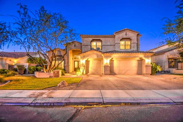 1622 W Kaibab Drive, Chandler, AZ 85248 (MLS #6026344) :: Conway Real Estate