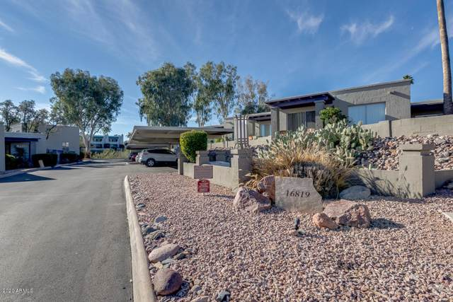 16819 E Gunsight Drive A8, Fountain Hills, AZ 85268 (MLS #6026346) :: Arizona Home Group