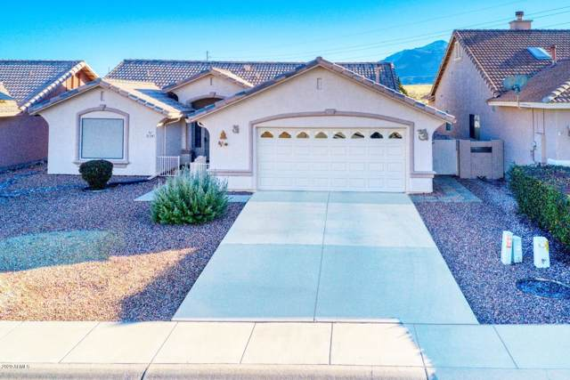 2134 Sandspring Court, Sierra Vista, AZ 85650 (MLS #6026389) :: The C4 Group