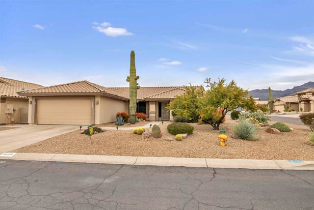 8488 E Jumping Cholla Drive, Gold Canyon, AZ 85118 (MLS #6026396) :: The Kenny Klaus Team