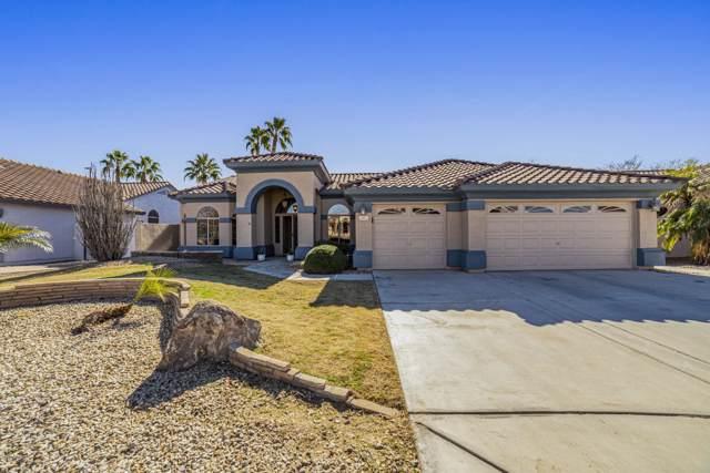 61 W Windsor Drive, Gilbert, AZ 85233 (MLS #6026432) :: Arizona Home Group