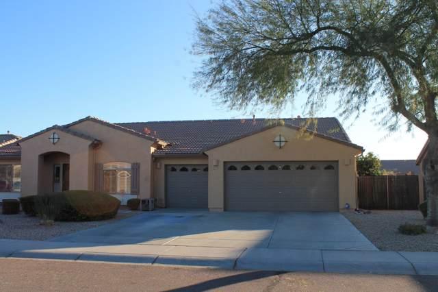 8737 W Runion Drive, Peoria, AZ 85382 (MLS #6026435) :: The Laughton Team