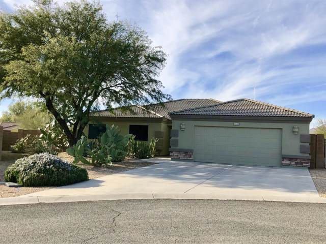 26310 S Kristina Drive, Congress, AZ 85332 (MLS #6026478) :: The C4 Group