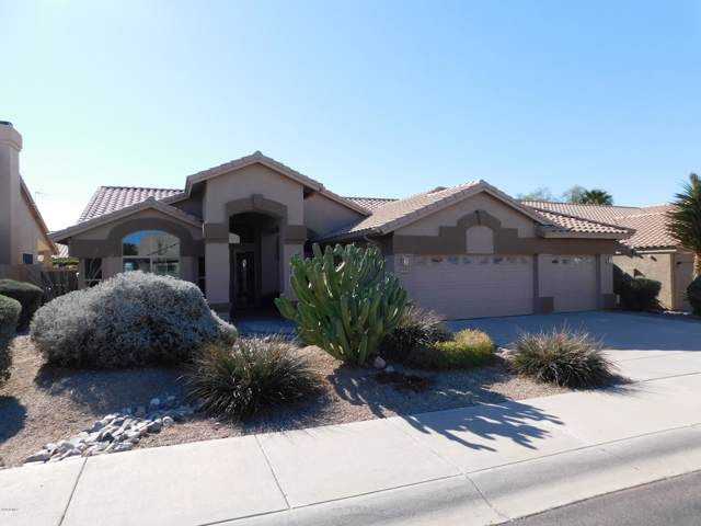 9537 E Rockwood Drive, Scottsdale, AZ 85255 (MLS #6026482) :: The Bill and Cindy Flowers Team