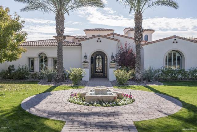 6697 E Cactus Wren Road, Paradise Valley, AZ 85253 (MLS #6026517) :: Devor Real Estate Associates