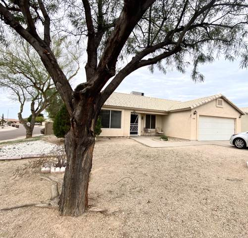 1918 S Ocotillo Drive, Apache Junction, AZ 85120 (MLS #6026545) :: Yost Realty Group at RE/MAX Casa Grande