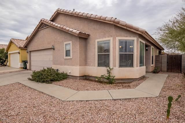 1801 E Juniper Avenue, Phoenix, AZ 85022 (MLS #6026554) :: Arizona Home Group