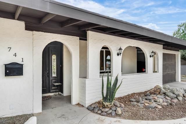 741 S Edgewater Drive, Mesa, AZ 85208 (MLS #6026565) :: Arizona Home Group