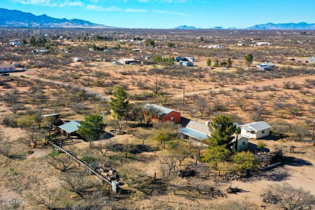 6112 S Cavalry Lane, Hereford, AZ 85615 (MLS #6026574) :: Scott Gaertner Group