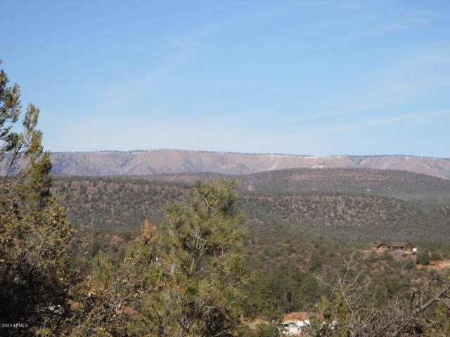 129 E Highline Drive, Payson, AZ 85541 (MLS #6026595) :: Relevate | Phoenix