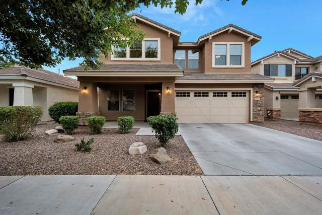 4185 E Sandy Way, Gilbert, AZ 85297 (MLS #6026613) :: The W Group