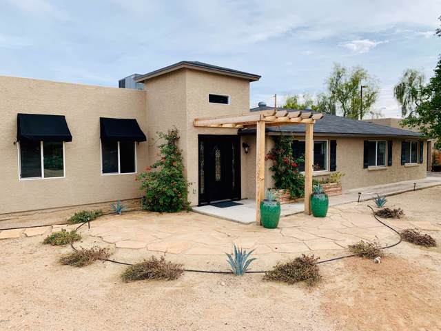 1217 N 67TH Street, Mesa, AZ 85205 (MLS #6026620) :: Brett Tanner Home Selling Team