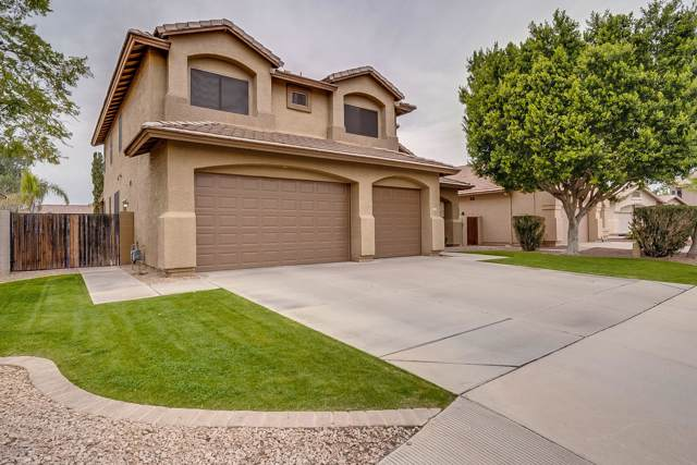 1150 N Wade Drive, Gilbert, AZ 85234 (MLS #6026628) :: Riddle Realty Group - Keller Williams Arizona Realty