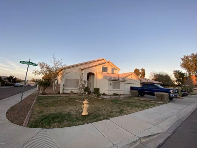 16016 W Washington Street, Goodyear, AZ 85338 (MLS #6026657) :: Kortright Group - West USA Realty