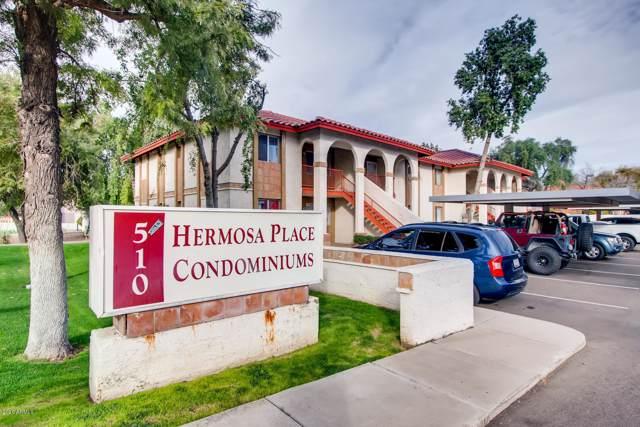 510 W University Drive #106, Tempe, AZ 85281 (MLS #6026667) :: The Helping Hands Team