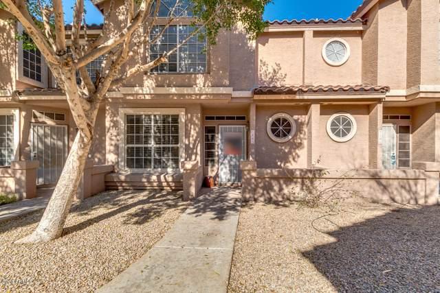 2875 W Highland Street #1205, Chandler, AZ 85224 (MLS #6026677) :: Brett Tanner Home Selling Team