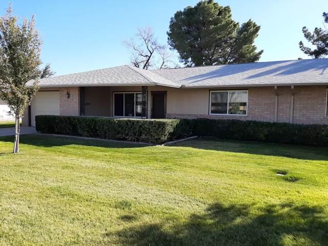 9701 W Shasta Drive, Sun City, AZ 85351 (MLS #6026726) :: Brett Tanner Home Selling Team