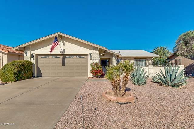 964 Leisure World, Mesa, AZ 85206 (MLS #6026730) :: Brett Tanner Home Selling Team