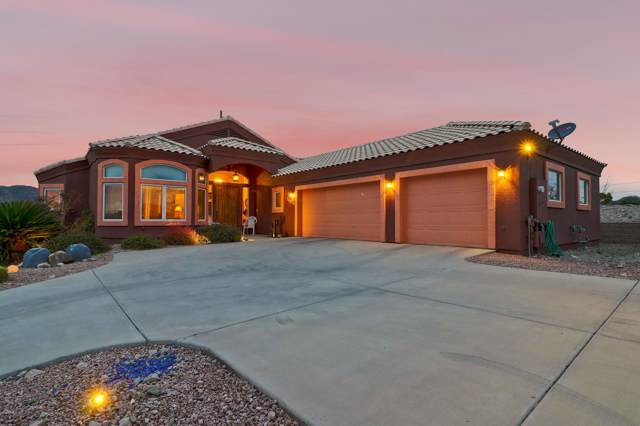 16026 E Glenbrook Boulevard, Fountain Hills, AZ 85268 (MLS #6026733) :: The Kenny Klaus Team