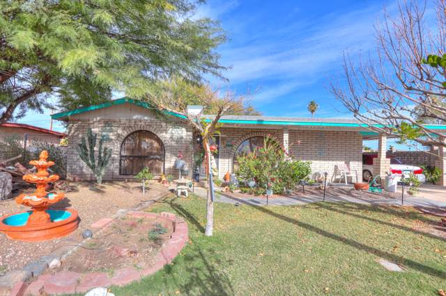 414 E 2ND Street, Eloy, AZ 85131 (MLS #6026740) :: Openshaw Real Estate Group in partnership with The Jesse Herfel Real Estate Group