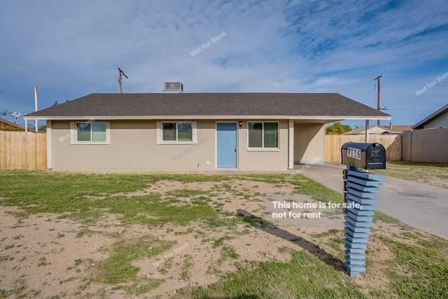9116 E Marguerite Avenue, Mesa, AZ 85208 (MLS #6026749) :: Brett Tanner Home Selling Team