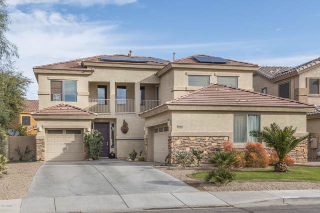 44410 W Yucca Lane, Maricopa, AZ 85138 (MLS #6026756) :: Power Realty Group Model Home Center