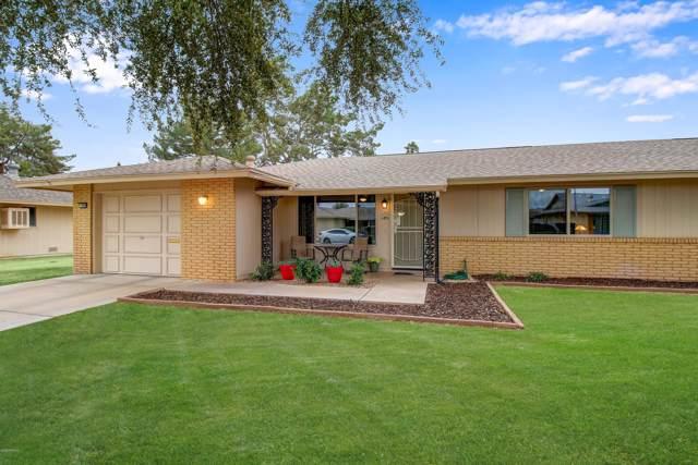9909 W Shasta Drive, Sun City, AZ 85351 (MLS #6026778) :: Brett Tanner Home Selling Team