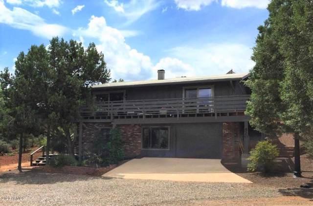 520 E Juniper Drive, Sedona, AZ 86336 (MLS #6026784) :: Brett Tanner Home Selling Team