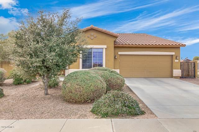 17008 N Palo Verde Street, Maricopa, AZ 85138 (MLS #6026790) :: Kortright Group - West USA Realty