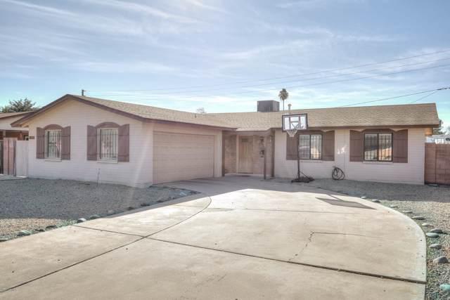 3809 W Lane Avenue, Phoenix, AZ 85051 (MLS #6026865) :: Arizona Home Group