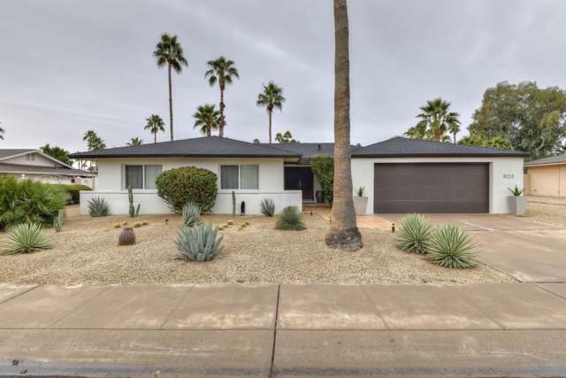 8223 E Via De Viva Street, Scottsdale, AZ 85258 (MLS #6026869) :: Brett Tanner Home Selling Team