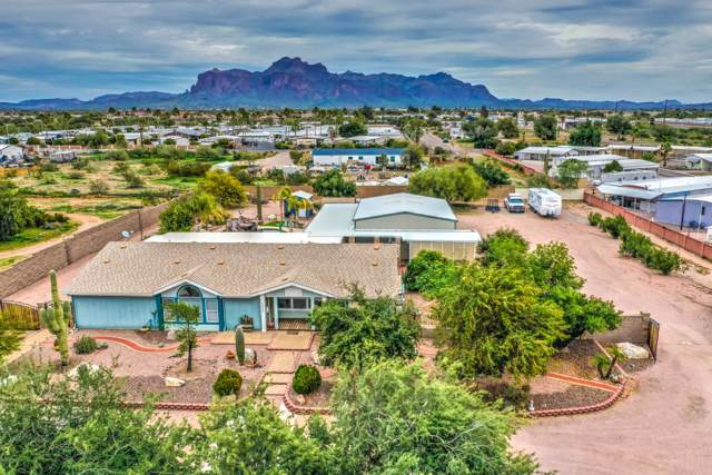 1035 N Thunderbird Drive, Apache Junction, AZ 85120 (MLS #6026897) :: Riddle Realty Group - Keller Williams Arizona Realty