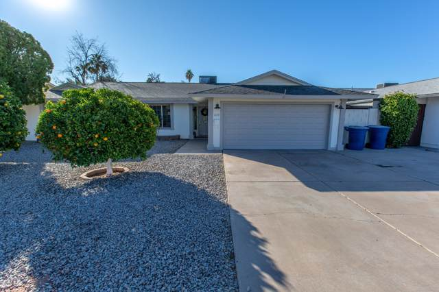 1119 E Lodge Drive, Tempe, AZ 85283 (MLS #6026907) :: Brett Tanner Home Selling Team