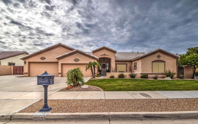 20883 S Titus Circle, Queen Creek, AZ 85142 (MLS #6026945) :: Power Realty Group Model Home Center