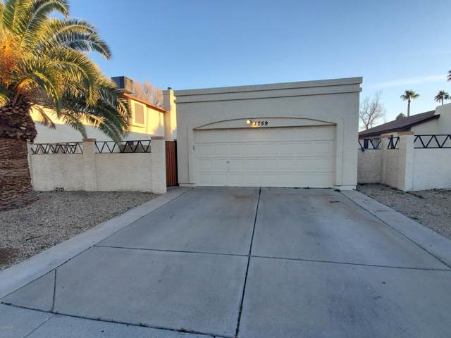 4759 W Wahalla Lane, Glendale, AZ 85308 (MLS #6026956) :: Nate Martinez Team