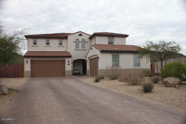8290 W Whitehorn Trail, Peoria, AZ 85383 (MLS #6026960) :: Nate Martinez Team