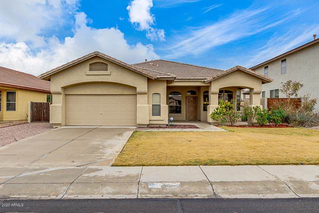 3658 E Feather Avenue, Gilbert, AZ 85234 (MLS #6026974) :: Riddle Realty Group - Keller Williams Arizona Realty